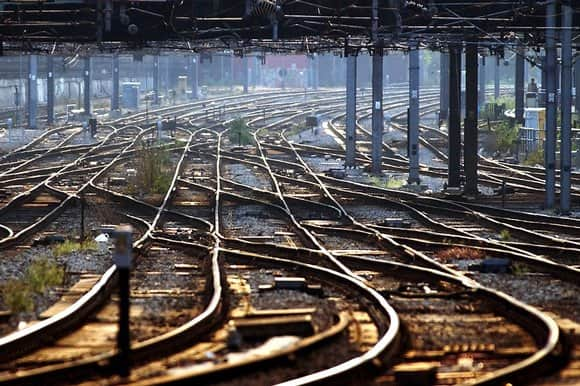 Get your career in rail on track