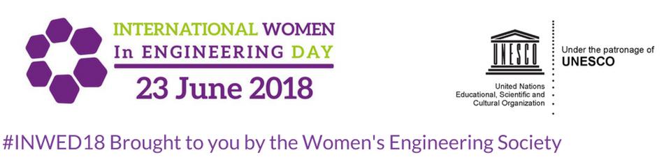 International Women in Engineering Day – June 23rd